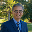 Associate VIce Chancellor, Dr. Cory Vu