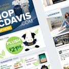UC Davis Stores website tile