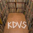 KDVS album stacks