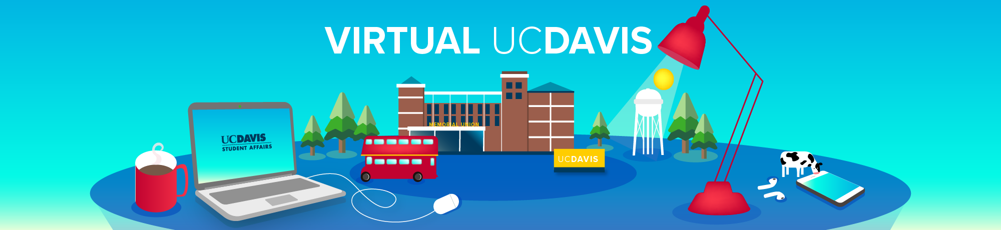 virtual UC Davis graphic